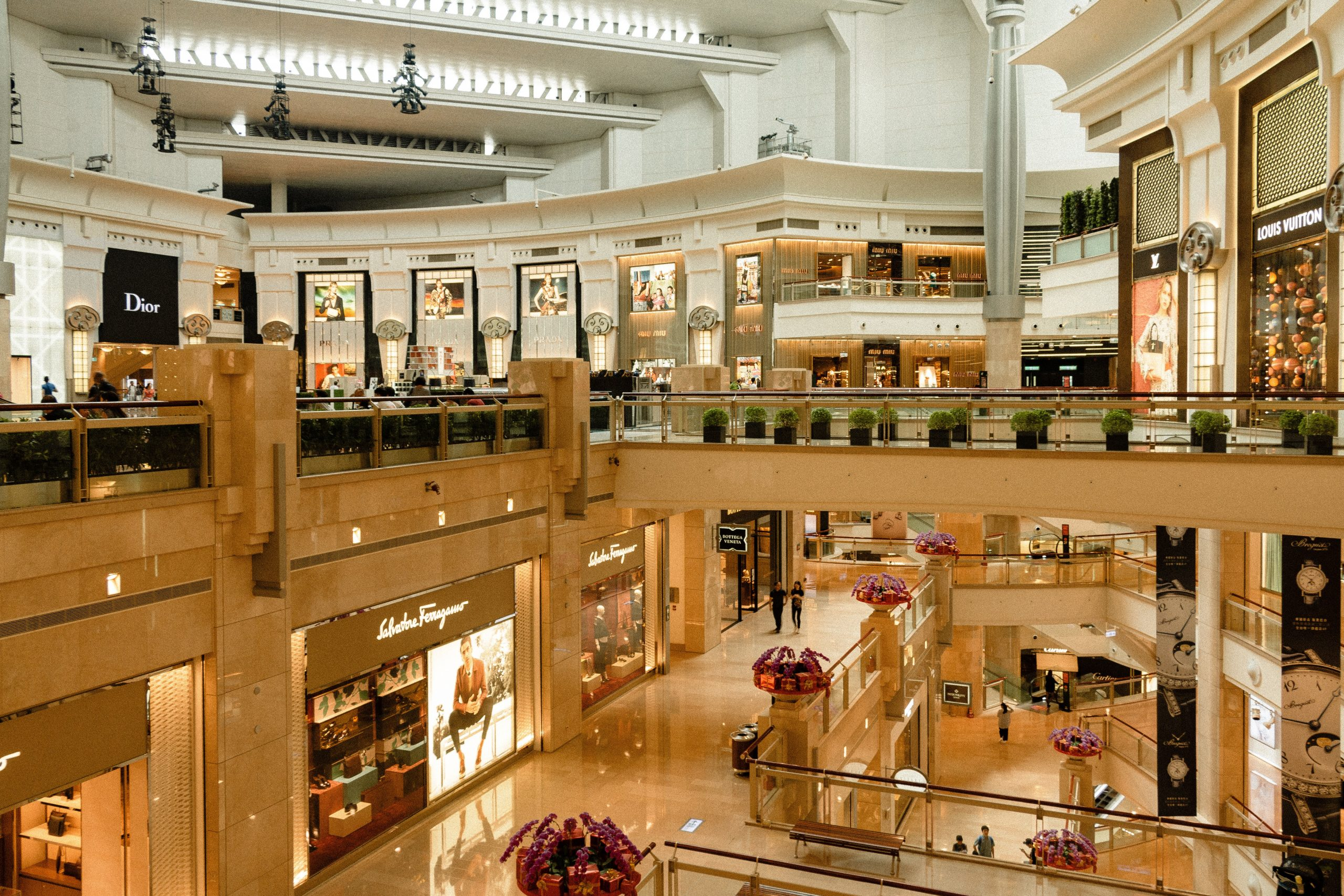 centrum handlowe w Warszawie