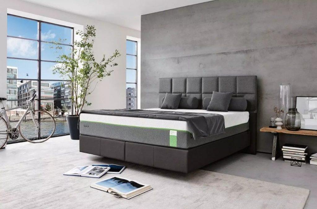 łóżko tempur