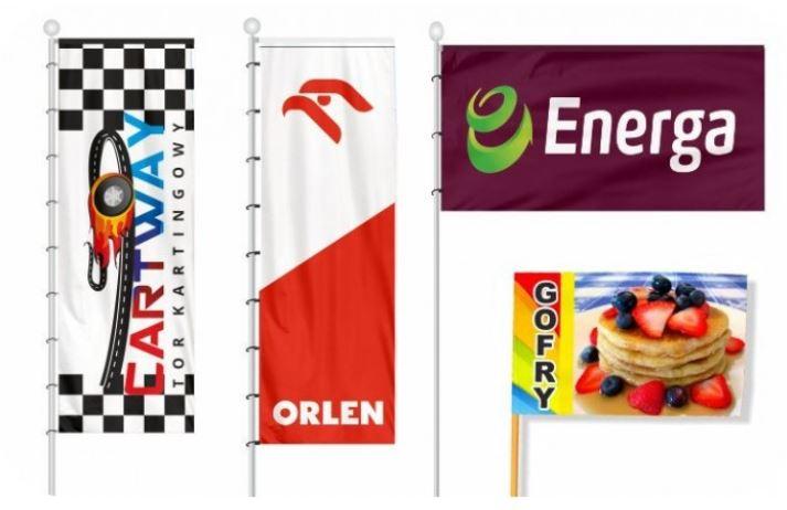flagi reklamowe
